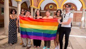 Acto Ayto. Huelva LGTB+