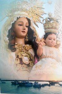 Cartel fiestas del Carmen Isla