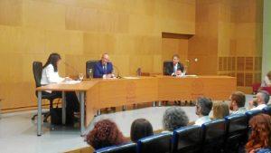 Debate elecciones en la Universidad de Huelva (1)