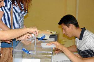 Elecciones en la Universidad de Huelva (2)