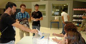 Elecciones en la Universidad de Huelva (4)