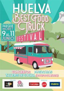 Festival Foodtrucks Parque Moret