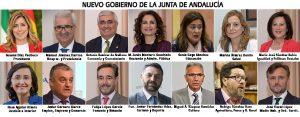 Nuevo gobierno de la Junta