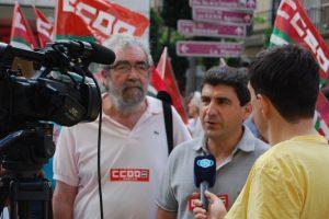 Protesta pensionistas en Huelva (1)