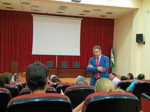 Ruiz con profesores PDI (2)
