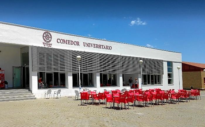 Becas comedor de la Universidad de Huelva y Fundación Atlantic Copper