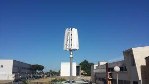 Aerogenerador vertical 2