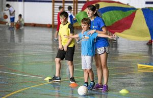 Campamento Urbano Deportivo2