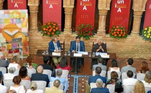Conferencia inaugural en la UNIA