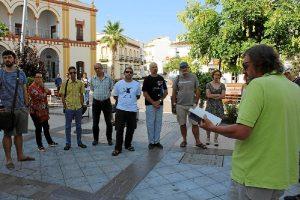 lectura poetica plaza del cabildo (2)