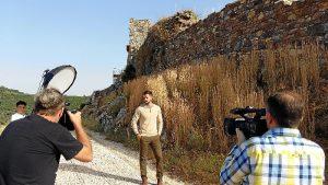 modelo spagnolo en castillo de aracena
