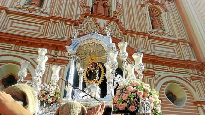 Programa De Actos Y Cultos En Honor A La Virgen De La Cinta En La