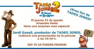 TADEO JONES_Holea_medios y CC