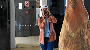 periodista en Jabugo