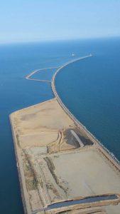 Balsas de dragados Puerto de Huelva (2)