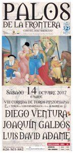 Cartel de la Pinzoniana en Palos