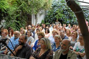 Gran apoyo del pueblo de Moguer