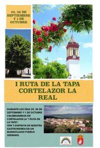 I RUTA DE LA TAPA 2017