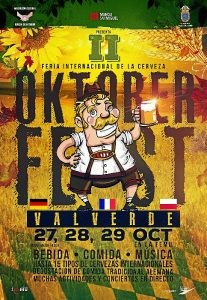 CARTEL OKTOBER FEST VALVERDE 2017Baja
