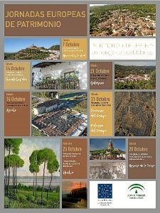 Cartel Jornadas europeas