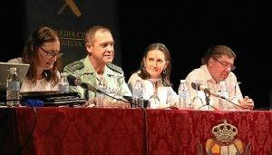 Charla Guardia Civil Plan Mayor Seguro en Trigueros