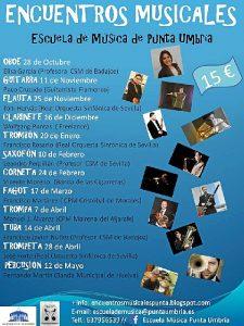 Cultura Escuela Musica Encuentro Musicales