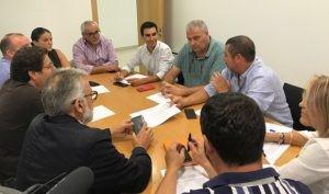 Malestar PSOE por la PNL del PP sobre el trasvase  (2)