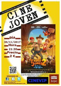 Cine Joven 30112017