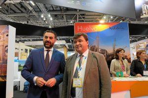 Huelva en la World Travel Market de Londres (2)