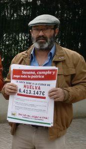 Pedro Jimenez Deuda Patrca Huelva