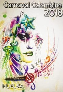 cartel carnaval colombino 2018