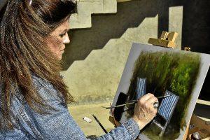 encuentro de pintores de Ayamonte y Lepe (2)
