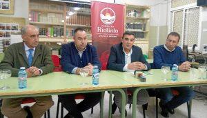 escolares Proyecto Riotinto