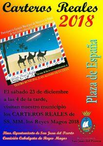 171220 Cartel Carteros Reales 2018