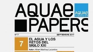 AQUAE PAPERS 7