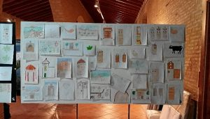 La historia de Villalba del Alcor, cuento infantil