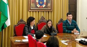 Pleno infantil en Valverde del Camino (2)