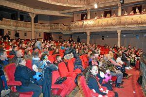 Fiesta infantil del Carnaval Colombino de Huelva (2)