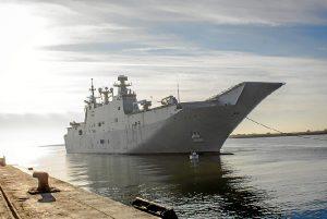 Visitas al portaaviones Juan Carlos I (2)