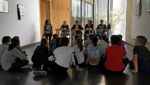 Actividad infantil sobre Gloria Fuertes - Biblioteca de Gibraleón