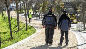 Auxiliar de apoyo a la Policía Local (1)