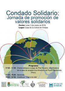 Cartel Condado Solidario