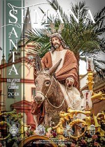 Cartel Semana Santa 2018 en Valverde del Camino