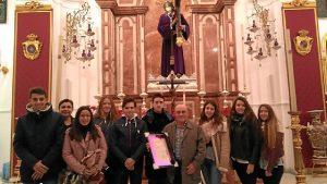 Charla de Antonio Díaz Maraver en la hermandad del Nazareno de Huelva (3)