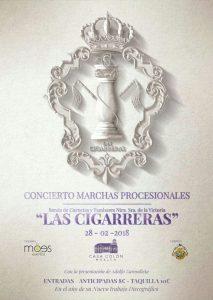 Concierto Las Cigarreras
