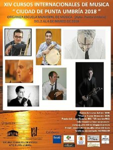 Cursos Internacionales de Perfeccionamiento Musical