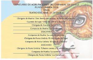 Festejos Carnaval Final Orden