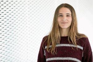Ainhoa Magrach, autora del artículo, investigadora de la Estación Biológica de Doñana.