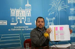 José Domingo Doblado en rueda de prensa