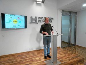Presentación del presupuesto de Deportes para la Diputación de Huelva (2)
